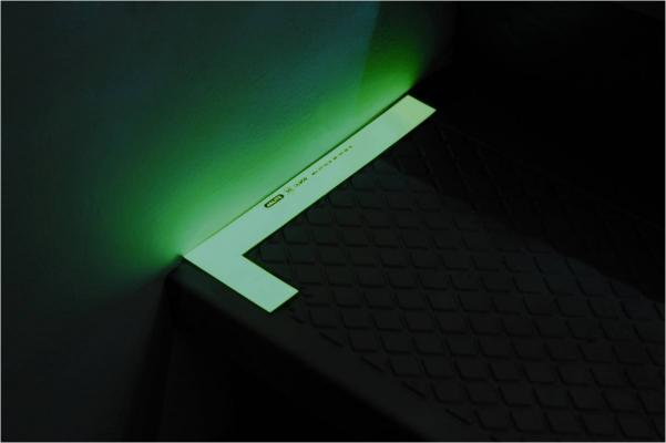 AAA Photoluminescent from JALITE