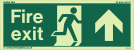 Personalised Fire exit